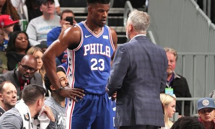 Jimmy Butler Has Challenged Sixers Coach Brett Brown Over Role In Offense