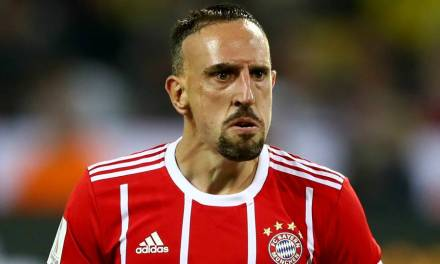 French Soccer Player Franck Ribery Unleashes Epic Social Media Rant Over $1K Steak Backlash