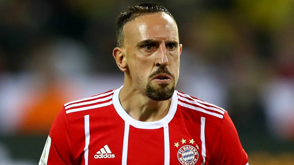 French Soccer Player Franck Ribery Unleashes Epic Social Media Rant Over $1K Steak Backlash