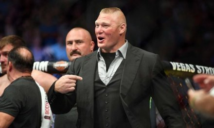 Brock Lesnar Has Yet to Pay 250 Thousand Dollar Fine in Nevada