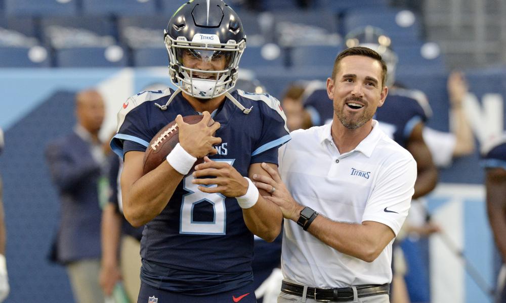 Packers to Hire Titans OC Matt LaFleur as New Head Coach