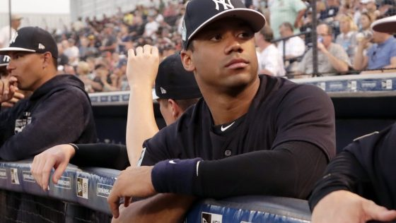 Russell Wilson Will Attend Yankees Spring Training Again