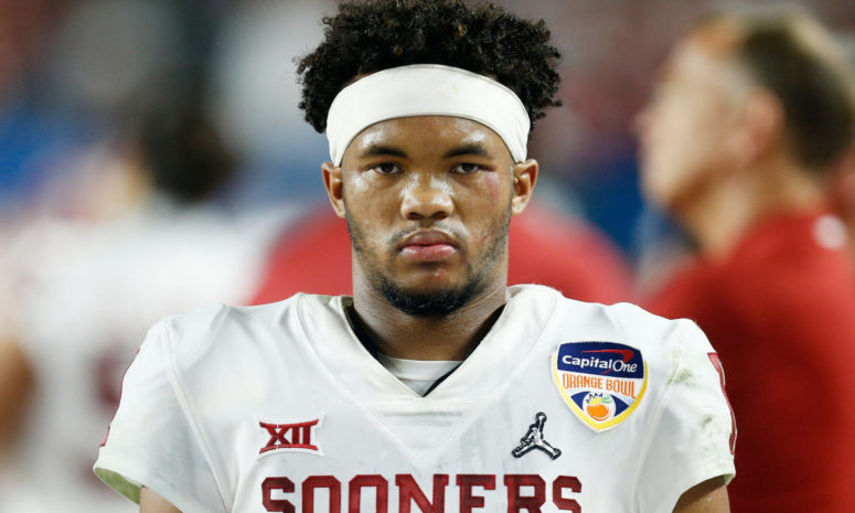 A's Expect Kyler Murray to Enter the NFL Draft on Sunday