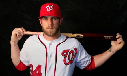 MLB Executive Thinks Bryce Harper Will End up Returning to the Nationals
