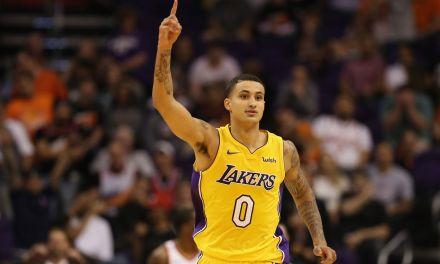 Kyle Kuzma Calls Lakers Small Ball Squad A 'Death Lineup'
