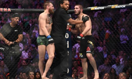 Khabib Responds to McGregor's Denial of Saying 'It's Only Business' to Khabib During Fight