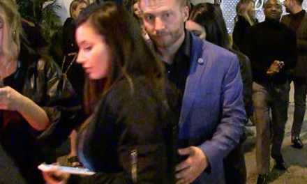 Sean McVay and Girlfriend Celebrated Beating Cowboys with a Night on the town