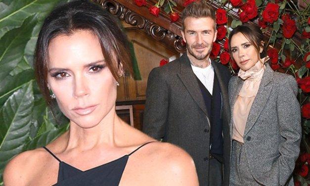 Victoria Beckham Reveals Frustration at David Beckham Split Rumors