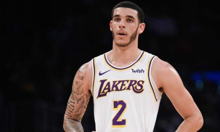 Lonzo Ball To Miss 4-6 Weeks With Ankle Sprain