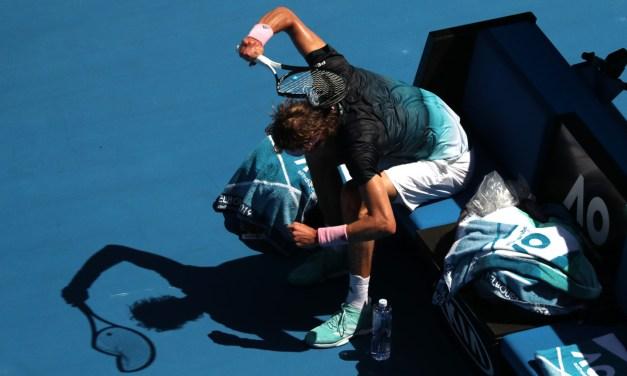 John McEnroe Blasts 'Crazy' Zverev Meltdown at Australia Open