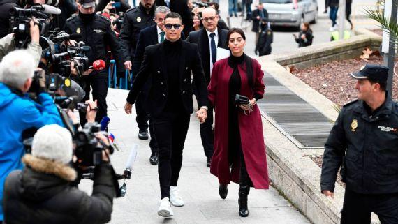 Cristiano Ronaldo Fined $21.6M for Tax Fraud, Avoids Jail