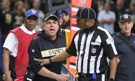 NFL Officials From Saints Rams Game Had to Switch Hotels to Avoid Harassment
