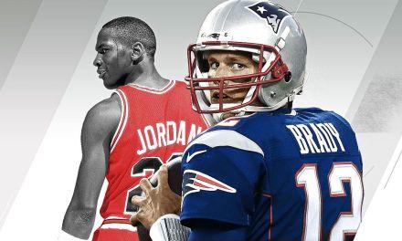 Charles Barkley Says Tom Brady Has GOAT Status Above Michael Jordan