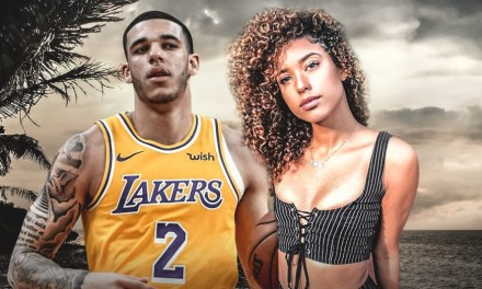 Here's the Reason Denise Garcia Wanted to Fight Lonzo Ball's Rebound Girl Courtney Conejo