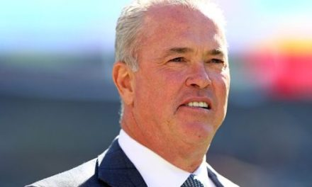 Stephen Jones Responds to Cole Beasley's Target Claim