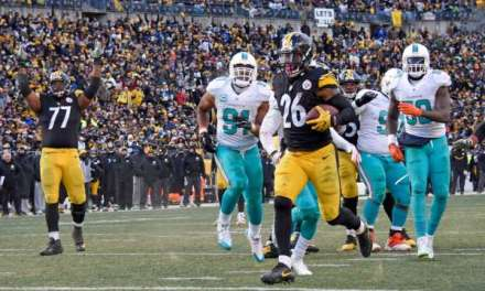 Le'Veon Bell Wants to Play for the Dolphins Next Season