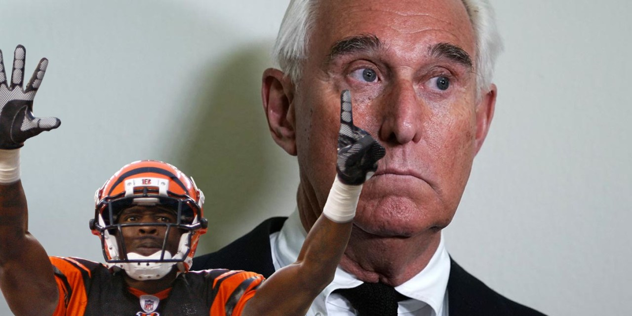 Chad Johnson Saw Roger Stone Get Arrested