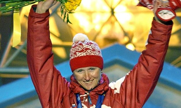 Russian Olympic Skier Olga Danilova 'Attacked Woman with Christmas Tree'