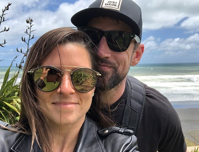 Aaron Rodgers and Danica Patrick Continue Their Vacation in New Zealand