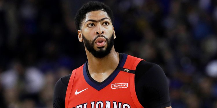 Anthony Davis Tells the Pelicans He Wants to be Traded to a Contender