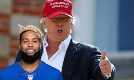 Odell Beckham Jr. Not About that 'Make America Great Again' Life