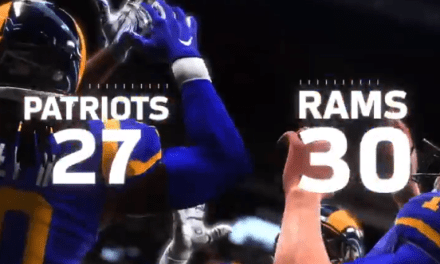 Madden Picks the Rams to Win the Super Bowl