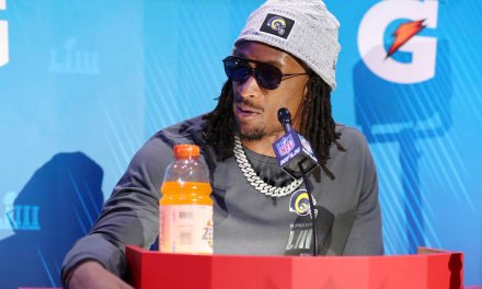 Sean McVay Says Todd Gurley is 'Gonna be a Big Part' of Super Bowl LIII