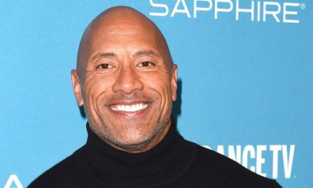 Dwayne Johnson Hits the Red Carpet With his Daughter Simone at Sundance