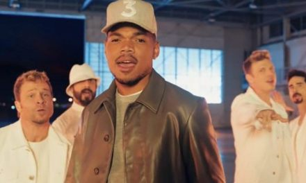 Backstreet Boys With Chance the Rapper for Doritos Superbowl Spot