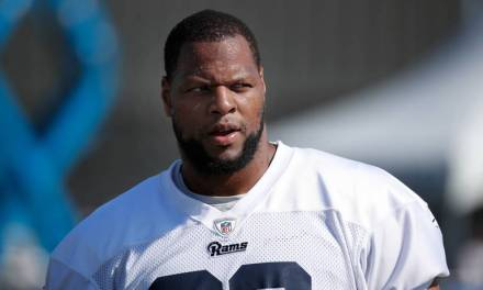 Ndamukong Suh Says People Probably Look at Him As an 'Evil Person'