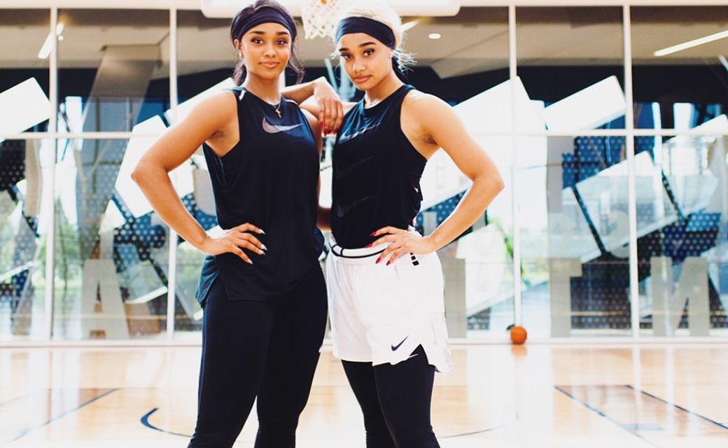 Gonzalez Twins Drop Workout Video and Fitness Regimen on New