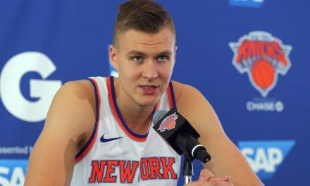 Kristaps Porzingis Trade Rejected by NBA 2K
