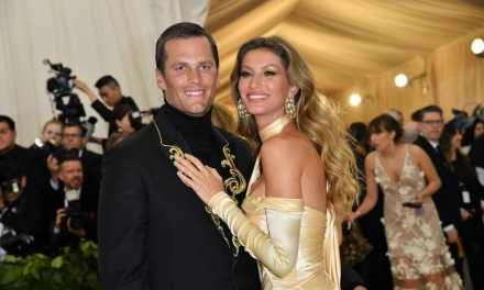 Gisele Bündchen Says Tom Brady Loves Clothes More Than She Does