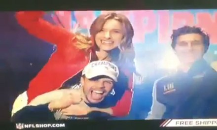 NFL Network Runs Patriots Championship Commercial Before the Superbowl