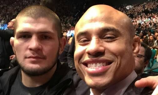Khabib's Manager Ali Abdelaziz Says People 'Are Trying to Kill Him'