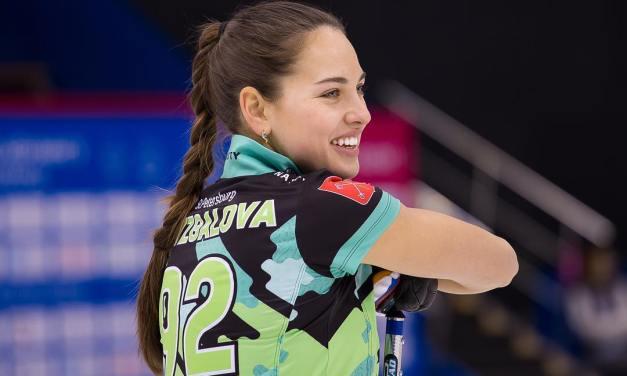 Meet the World's Hottest Curling Star Anastasia Bryzgalova