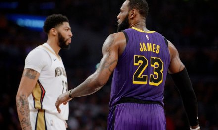 Lakers Pull Out Of Anthony Davis Trade Talks With Pelicans