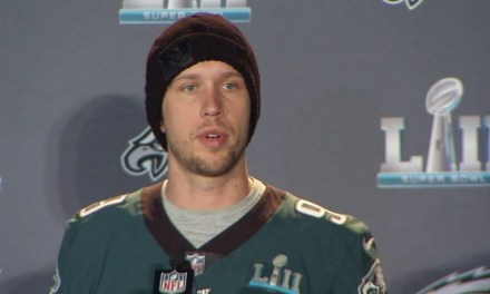 Nick Foles Will Void the Eagles 2019 Option, Then be Franchise Tagged and Traded