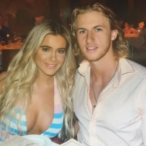 brielle-biermann-and-michael-kopech_MTYxODA4Nzc1MzQ1Njc3OTQ5