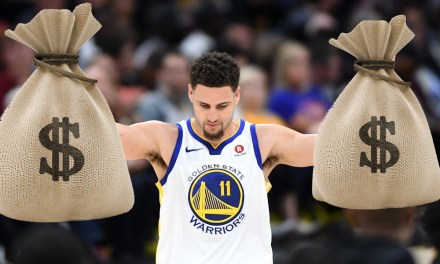 Klay Thompson's Contract Demands Have Been Revealed