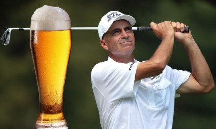 Rocco Mediate Says He Drank During Competitive Rounds