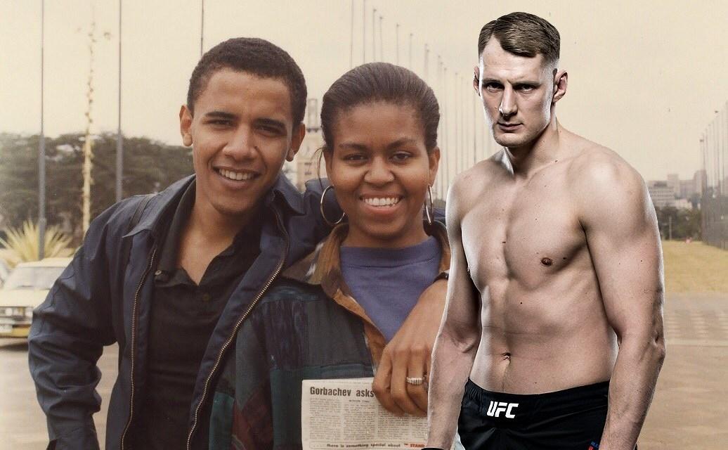 Russian UFC fighter Alexander Volkov's Twitter Account gets hacked to Retweet Obama
