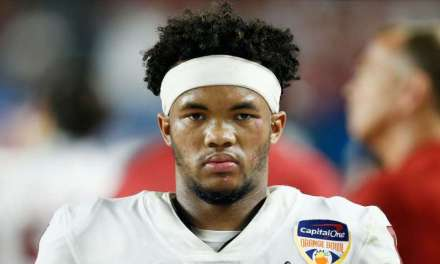 Kyler Murray is Listed as an NFL Combine Participant