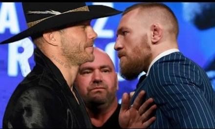 Dana White Wants Conor McGregor To Fight Donald Cerrone