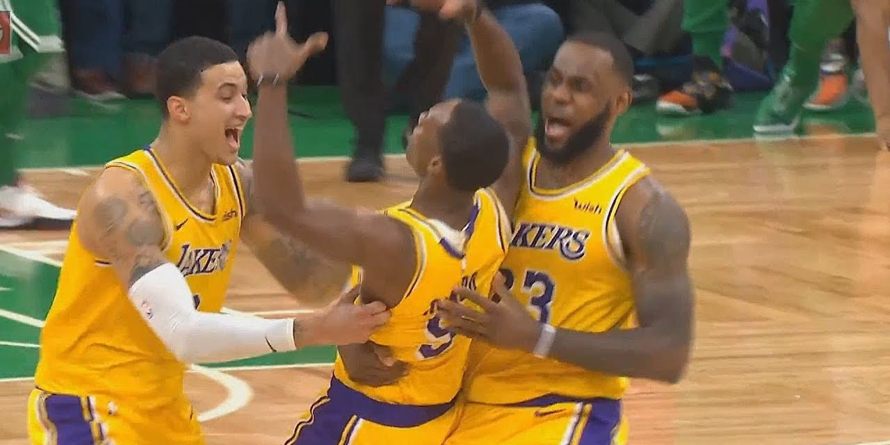 NBA Says Rajon Rondo's Game Winner Over the Celtics Shouldn't Have Counted