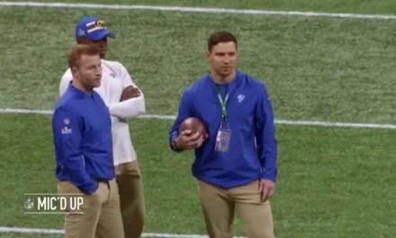 "Rams Linebackers Coach Chris Shula Called Tom Brady a ""F-ing Pretty Boy"" Prior to the Super Bowl"