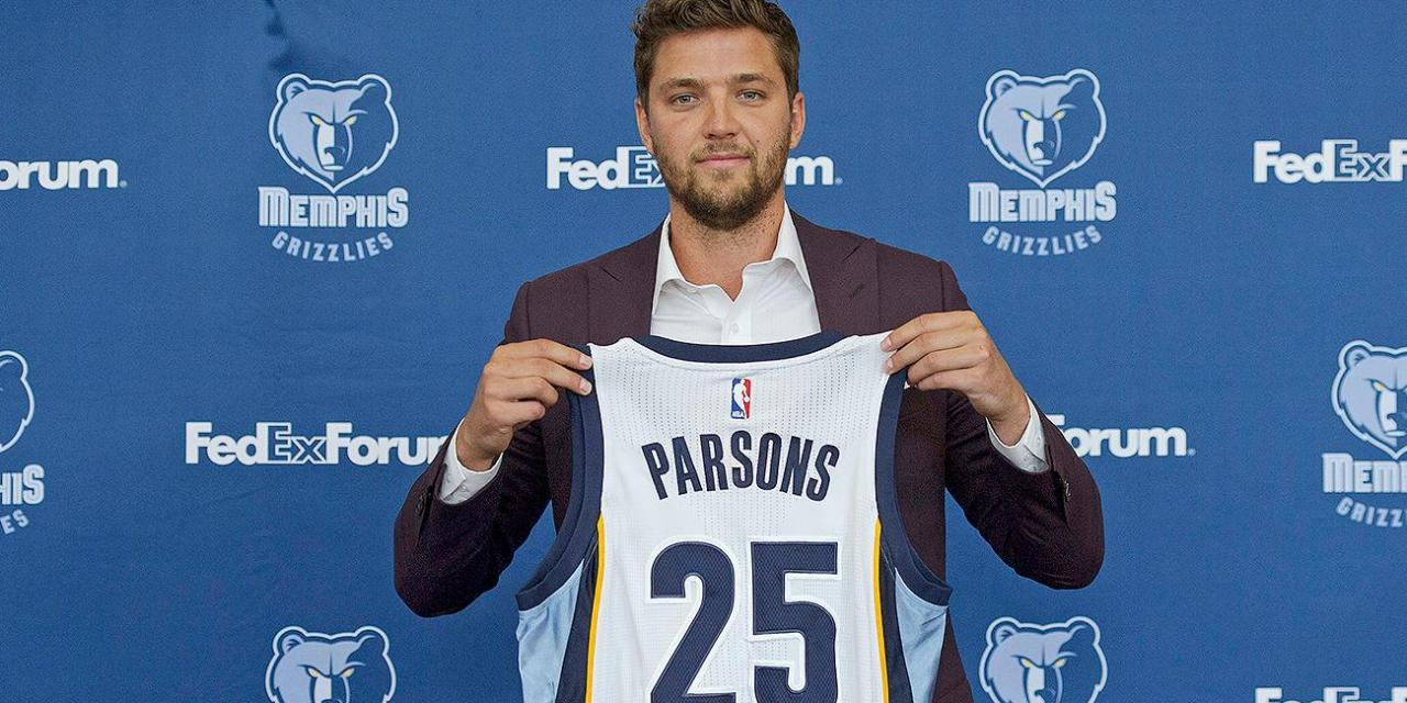 Chandler Parsons to Rejoin the Grizzlies after the All-Star Break