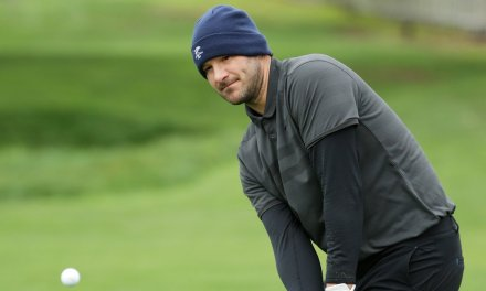 Tony Romo Withdraws from Pebble Beach Pro-Am Due to 'Commitment at Home'