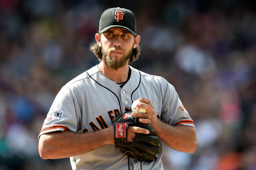 """Madison Bumgarner Isn't a Fan of the """"Opener"""""""