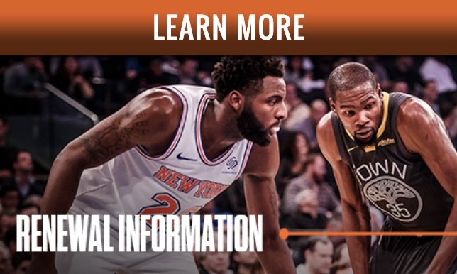 Knicks Use, Then Remove an Image of Kevin Durant for Season Ticket Promo